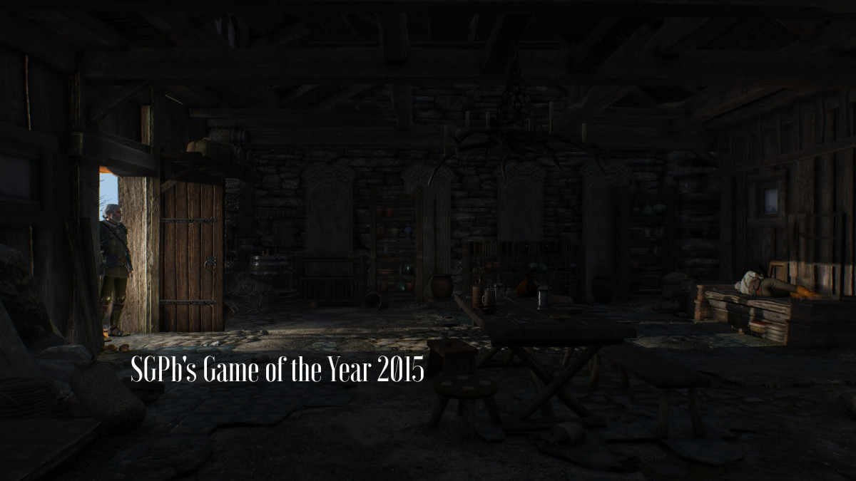 極私的Game of the Year 2015