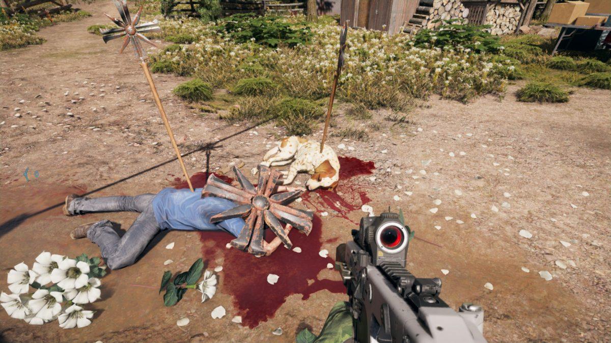まるで押し込み強盗 – Far Cry 5