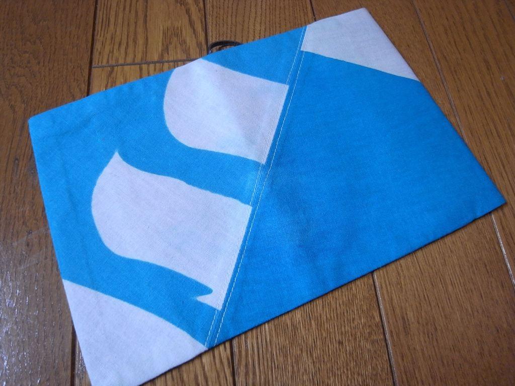 sabumekko大漁旗ブックカバー1_R